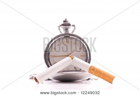 Time To Break The Habit
