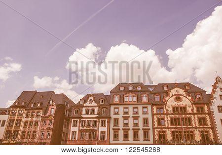 Mainz Old Town Vintage