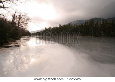 Winter Emerging, New Hampshire