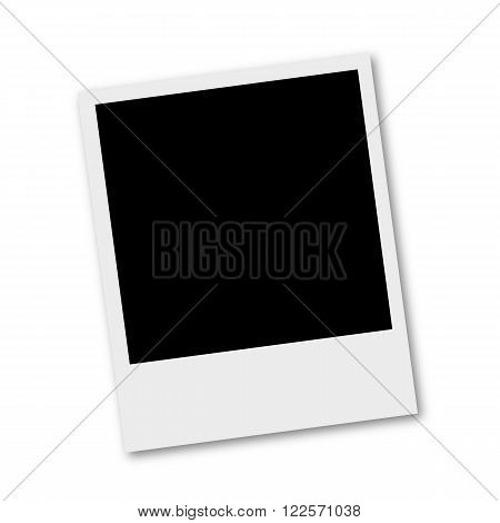a graphic representation of a clean Picture Frame