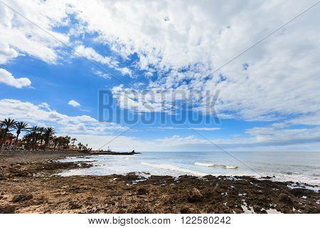 Beautiful Tenerife Landscape - Las Americas