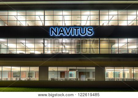 Appleton WI - 16 April 2015: Navitus Health Solutions is a full-service pharmacy benefit company committed to lowering drug costs improving health and providing superior customer service in a manner that instills trust and confidence.