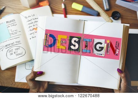 Design Creative Inspiration Art Style Concept