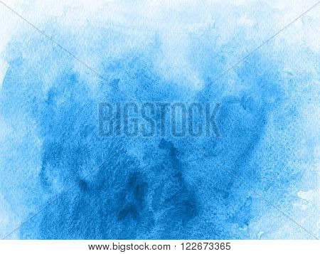 colorful watercolor background for your design.painting on paper