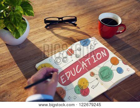 Education Learning Creativity Design Ideas Concept