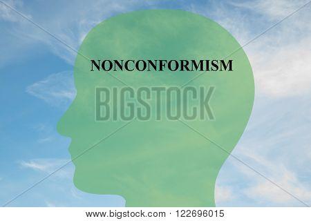 Nonconformism Mentality Concept
