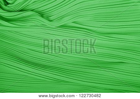 Plisse Fabric Background Texture