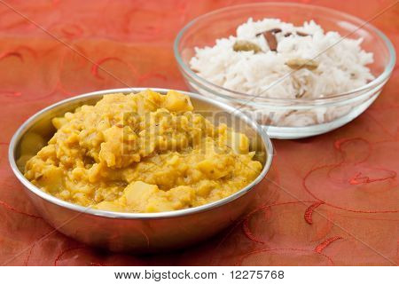 Indian Dal Dish