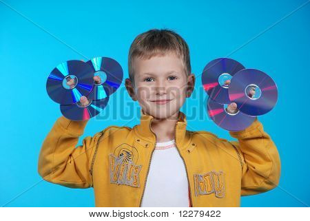 The Boy Holds 6 Cd