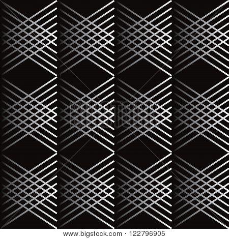 Silver Diagonal Lines Vector Photo Free Trial Bigstock