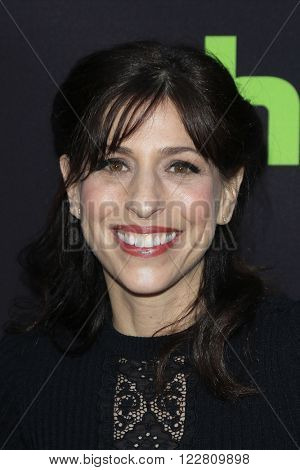 LOS ANGELES - MAR 21: Jessica Goldberg at the Premiere of 'The Path' at Arclight Hollywood on March 21, 2016 in Los Angeles, California
