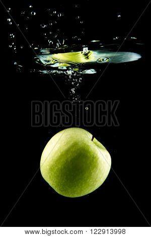 Apple Falling