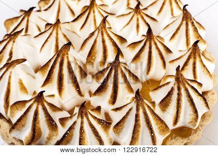 Cake Flowers Closeup