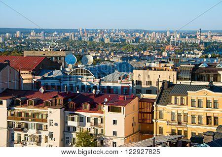 Kiev Downtown, Ukraine