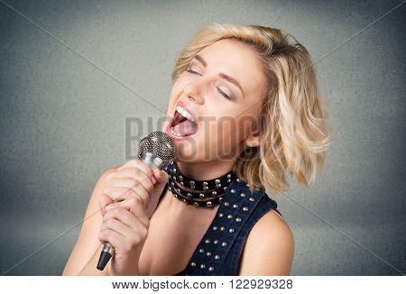 Singer.