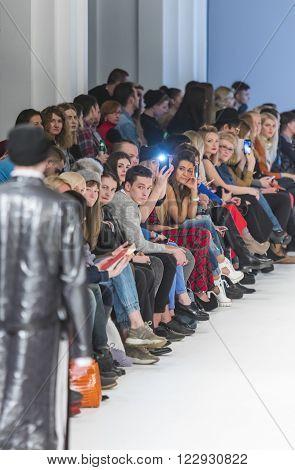 38Th Ukrainian Fashion Week In Kyiv, Ukraine