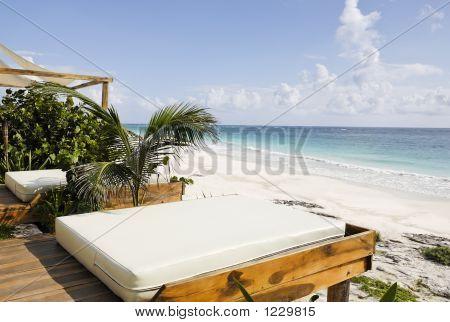 Terrass Of A Cabana