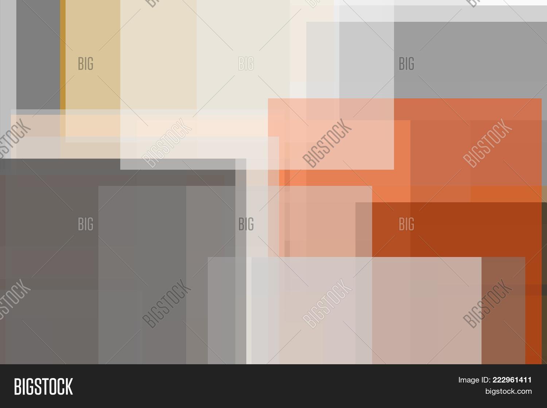 Grey abstract minimalist orange squares powerpoint template grey your text toneelgroepblik Gallery
