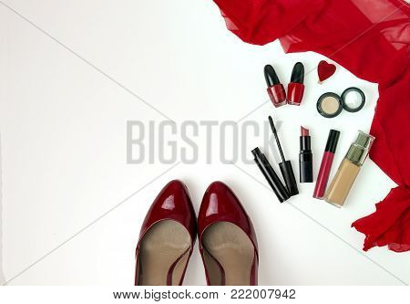 Preparation Of A Woman For The Holiday