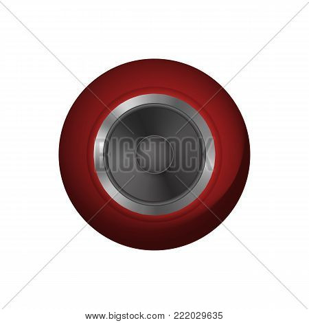 Sound loud speakers. Loudspeaker vector illustration. Icon audio system.