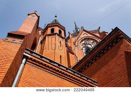 Church Of Visitation Of Virgin Mary, Breclav, Moravia, Czech Republic