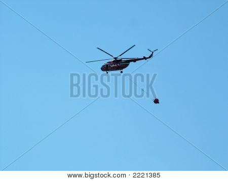 The Antifire Helicopter