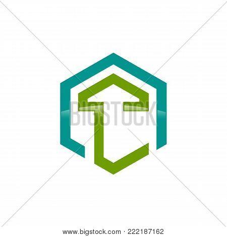 Realty vector logo concept. Realty vector logo idea design.