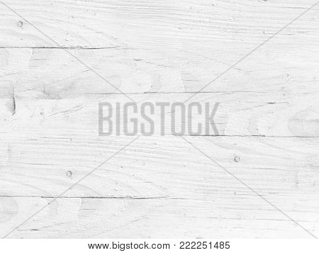 Wood background white - soft light grey floorboard texture with planks