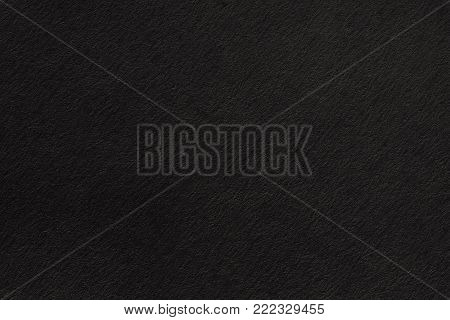 Black washed paper texture background. Recycled paper texture