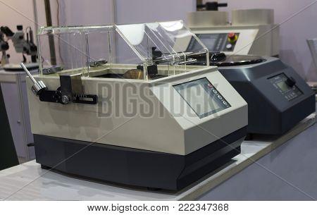 a micro fibre machine for testpiece preparation ;