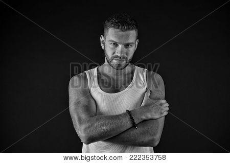 Barbershop, Male Beauty Concept