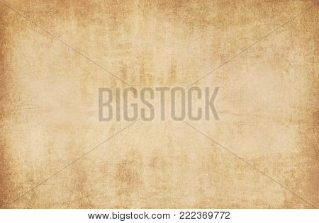Grunge paper background. Aged rusty paper texture for background.