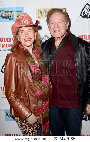 LOS ANGELES - JAN 10:  Hank Garrett at the Batman '66 Retrospective and Batman Exhibit Opening Night at the Hollywood Museum on January 10, 2018 in Los Angeles, CA