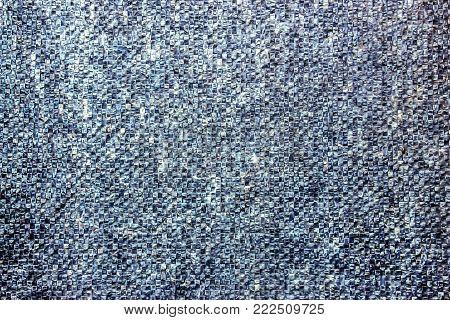 Wall tiles, floor tiles. wall of small tiles. Texture of small tiles.