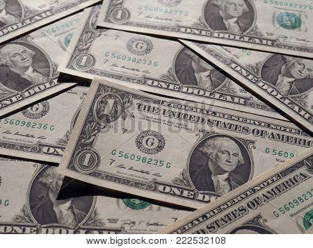 Dollar Notes, United States