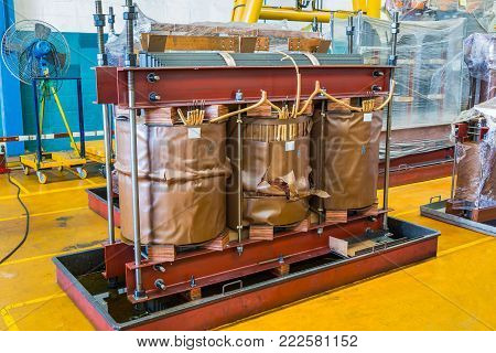 630 Kva Oil Immersed Transformer