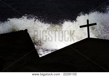 The Flood And Holy Cross