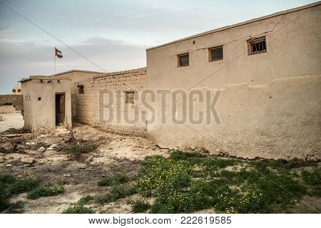 Al Hamra island in Ras al-Khaimah, UAE