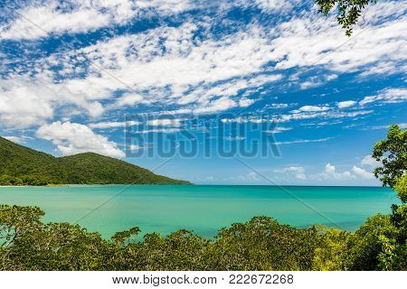 Cape Tribulation in Tropical North Queensland, Australia