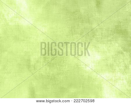 Fresh green watercolor background - soft abstract spring texture