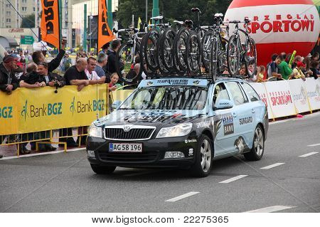 Pro Cycling Vehicle