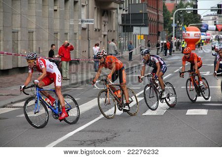 Pro Cycling, Tour De Pologne