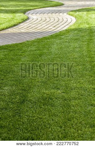 Exactly Trimmed Grass