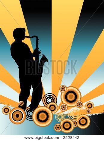 Sax Grunge48765