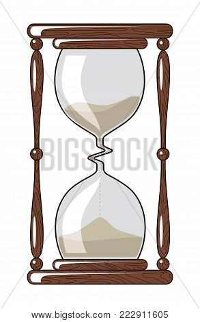 Hourglass, slowing down time or sometimes one wants to slow down time