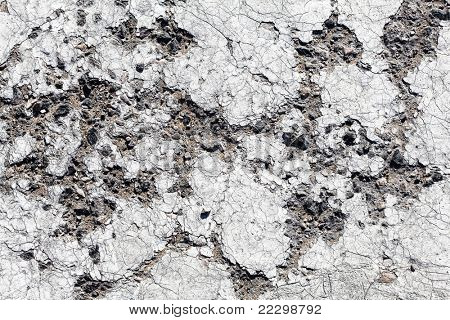 cracked gray floor texture, extreme closeup photo
