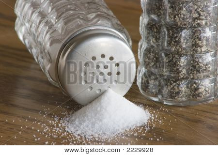 Spilled Spice