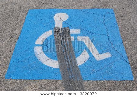 Handicap Parking Place