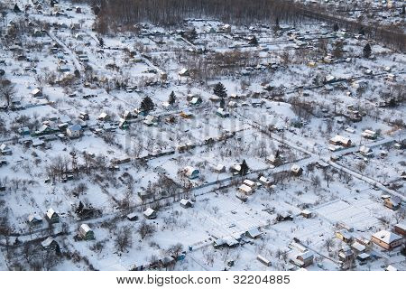 Holiday village in Russia