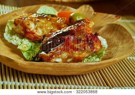 Sundried Tomato Crusted Halibut